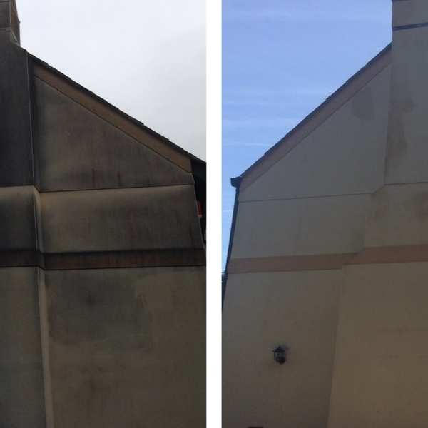 Render Cleaning Before & After