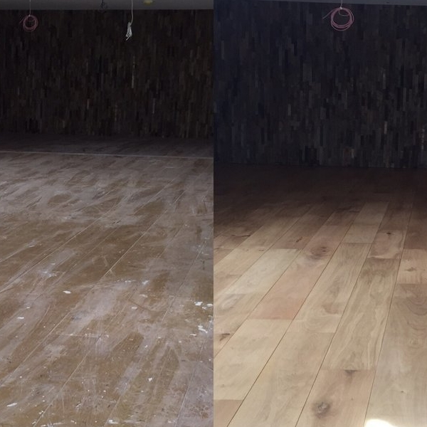 Spa Wood Floor Sanding